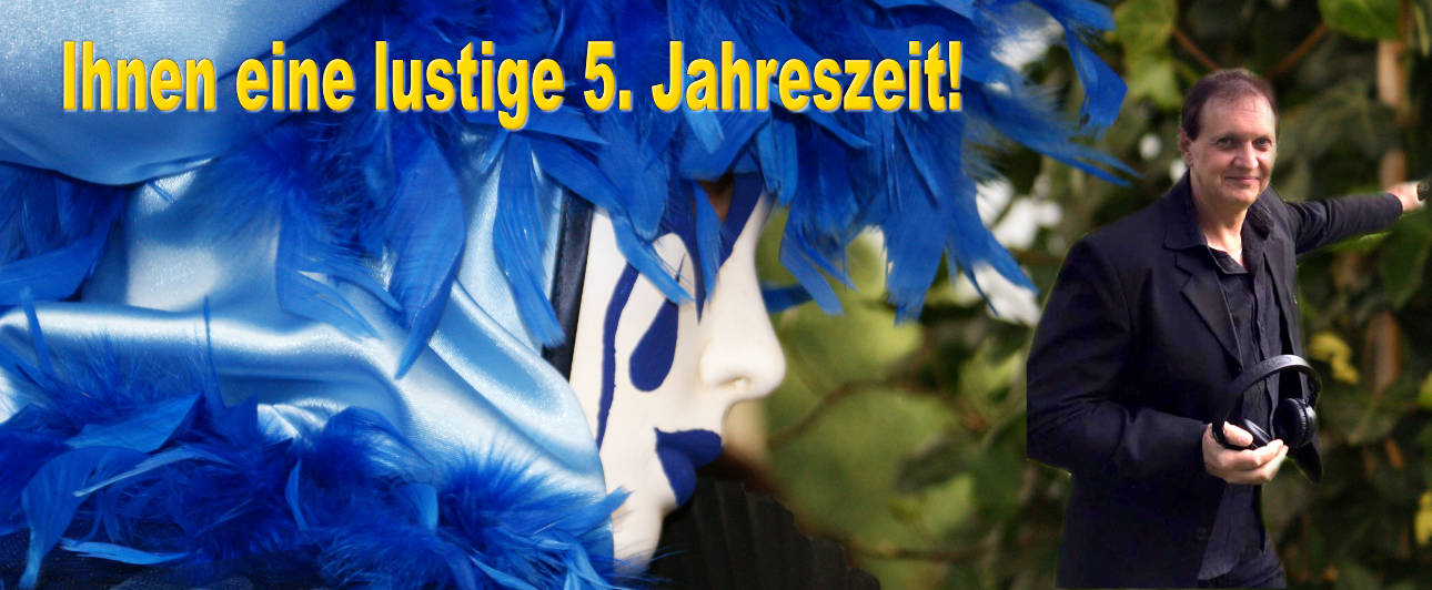 Faschings DJ Lutz Scheffler