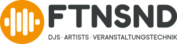 Fetensound DJs & Technikverleih Logo