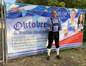 DJ Lüneburg zum Oktoberfest