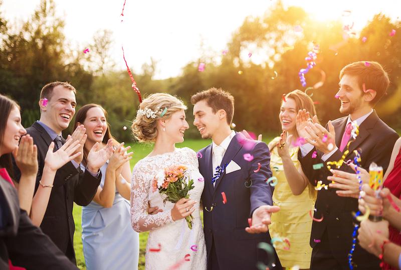 DJ für Hochzeitsfeier buchen
